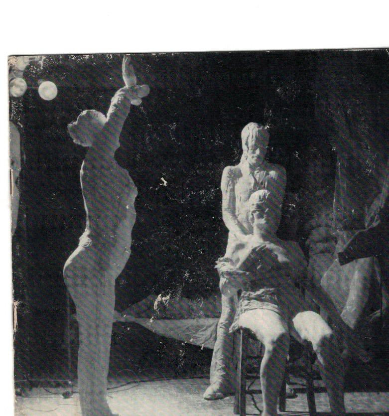 ADRIANO AVANZOLINI, Galleria Due Torri, Bologna (1974)