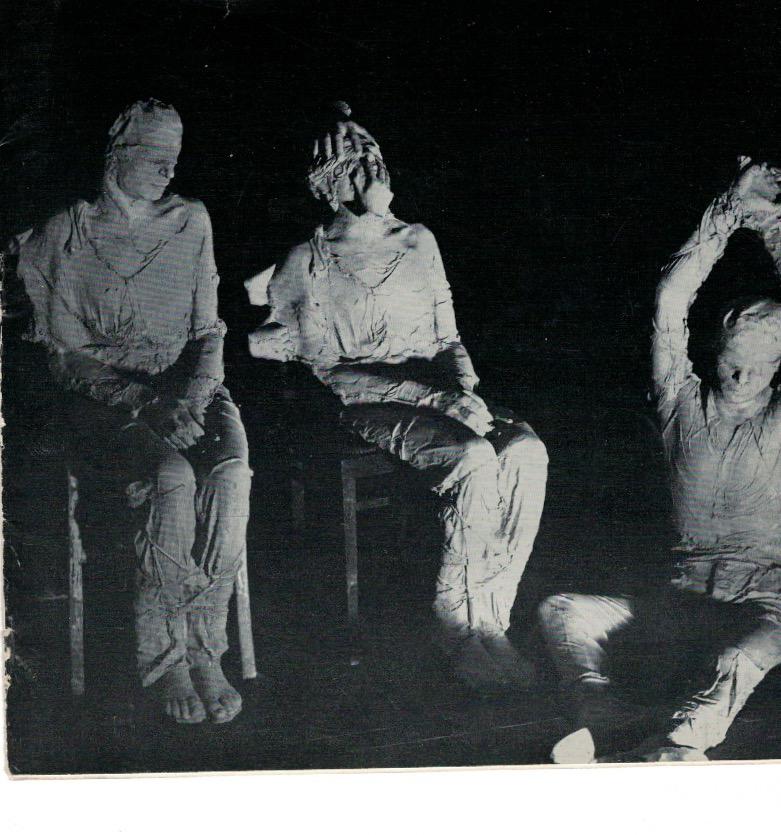 ADRIANO AVANZOLINI, Galleria Due Torri, Bologna (1975)