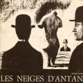 Les Neiges d'Antan - Galleria Studio Cristofori - Bologna (1974)