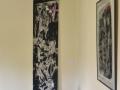 Il tempo che cambia n.3 - Acrilico su carta - cm 260x50