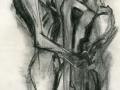 L'albero della vita 6 - Acrilico su carta - cm 70x100