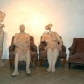 Il Teatro del Quotidiano - Terracotta - cm134x97x210