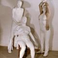 Il Teatro del Quotidiano - Gesso - cm 195x150x135