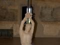 Attesa - Terracotta - cm 100x35x80