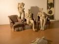 Il teatro del quotidiano - Terracotta - cm 134x220x110