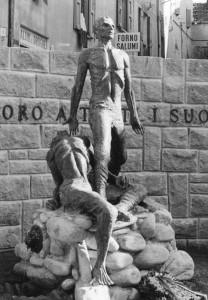 Monumento ai caduti a Monghidoro_834x1200 215x150x90 bronzo